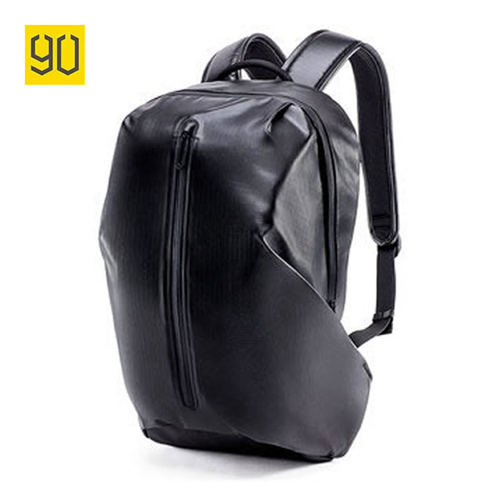 Original Xiaomi 90FUN All-weather Functional City Backpacks Travel Laptop Backpack For 16 Inch Waterproof Teenagers School Bags xiaomi 90fun urban city simple backpack 14inch laptop waterproof mi rucksack daypack school bag learning portable backpacks