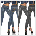 Новый recommend бесплатная доставка хлопок леггинсы случайные тонкий карандаш джинсы леггинсы дешевые Осень модные женские леггинсы 2016 T237