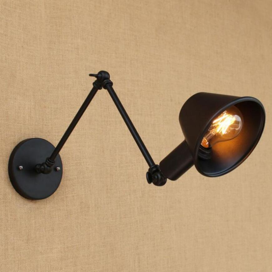 Double Edison Bulb Lamp: New Retro Double Arm Wall Lamps Led Lamps Modern Wall Lamp