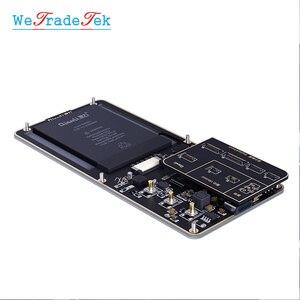 Image 4 - Qianli iCopy Più Schermo LCD Originale Programmatore per il Telefono di Riparazione di Colore 11 Pro Max XR XSMAX XS 8P 8 7P 7 di Vibrazione/Touch di Riparazione