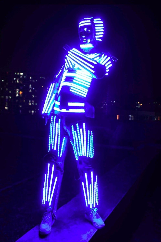 Tienda Online LED luminoso/brillantes trajes de baile/trajes para ...