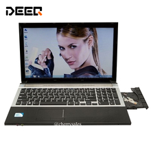 8G 1TB 15 6inch Quad Core Fast Surfing Windows 7 8 1 Notebook PC Laptop Computer