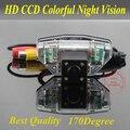 Envío libre del CCD cámara de visión trasera Para Honda CRV Odyssey 2009 2009 Fit 2009 Crosstour visión nocturna aparcamiento cámara
