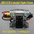 Frete grátis CCD câmera de visão traseira Do Carro Para Honda CRV Odyssey 2009 2009 Fit 2009 Crosstour night vision estacionamento câmera