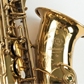DHL,Fedex UPS Free Copy Selmer Alto Saxophone Mark VI , Near Mint, 97% Original Gold Lacquer E flat Saxophone Mouthpiece