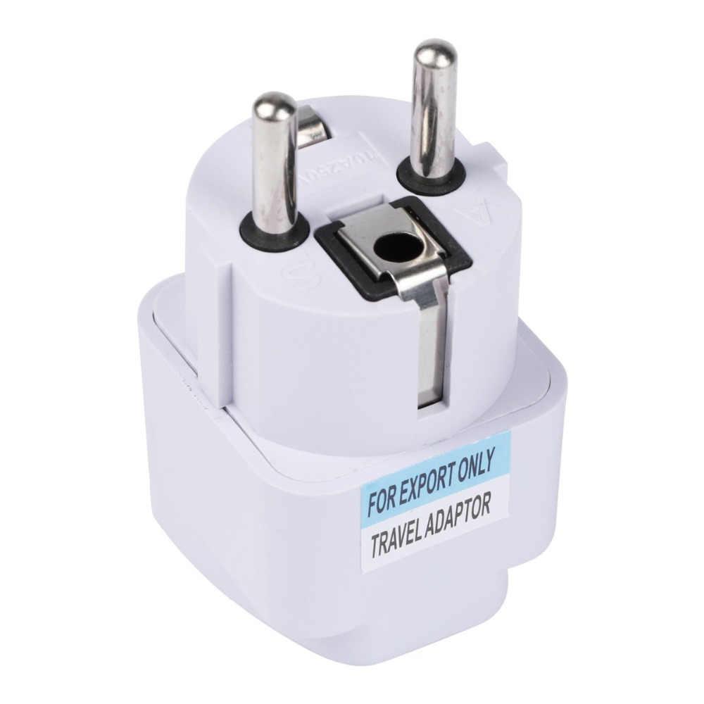 Ue podłącz travel adapter zasilania taśmy Diy usa do ue solo, Pluger Drop Shipping Drop Shipping