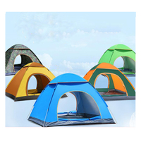 Quick Automatic Opening Outdoor Climbing Camping Camouflage Tent Spring Summer Autumn Tent 200*200*135cm Outdoor Travel tent