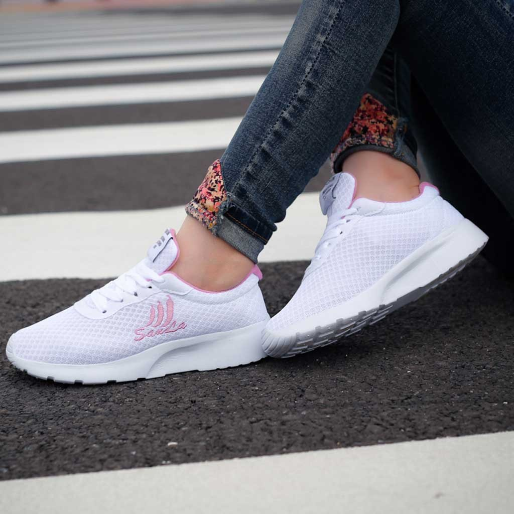 AnpassungsfäHig Youyedian Turnschuhe Frauen Weiß Sommer Frauen Turnschuhe Zapatos De Mujer Femme Sternen Tenis Feminino # W35 Modische Muster Vulkanisierte Damenschuhe Schuhe