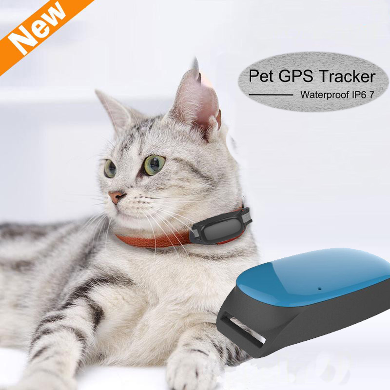 Ublox chip Pet Tracker Mini Small GPS GSM / GPRS Tracker for Child - Kereta Elektronik
