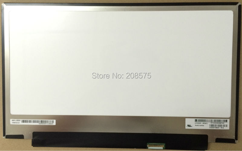 все цены на Free shipping! LP133WF2-SPA1 B133HAN02.0 B133HAN02 EDP 30 pins 1920*1080 for Lenovo yoga2 13 Laptop LED SCREEN Panel онлайн