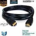 2160 P 8 м позолоченные HDM мужчин и микро-hdmi аудио видео кабели HDMI 2.0 3D локальные сети 4 К нью-кабо кабели для PS3 / 4 XBOX пк HDTV