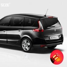 Для Renault Grand Scenic 3 Fluence SCOE 2X 30SMD светодиодный тормоз/Стоп/стояночный задний/задний фонарь/светильник для автомобиля