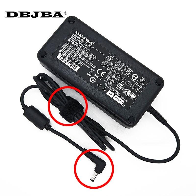 Genuino ADP-150NB D 19.5 V 7.7A 150 W 5.5*2.5mm Del Ordenador Portátil AC DC Adaptador para ASUS G73J G73S G53S G53SX G53S ADP-120ZB BB fuente de Alimentación