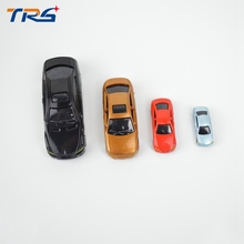 20pcs model cars kits new style 1:75-200 scale  miniature vehicles for Architectural buildings