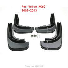 De haute qualité En Caoutchouc De Voiture Fender Garde-Boue Garde-Boue Volets Pour Volvo XC60 2009-2013