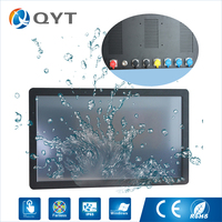 Industrial Pc 21 5 Touch Widescreen Intel 6100U 2 3GHz Ip 65 Waterproof All In One