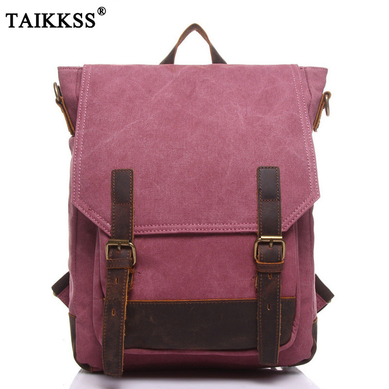 New boys and girls Backpack Bags stitching design Canvas bag Fashion Backpack middle school student bags for Computer Laptops dark green stitching design crossbody bags