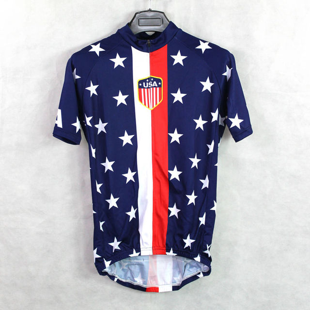 f2336d576 wholesale men National flag country cycling jersey bike retro clothing  cycling wear racing clothes cycling clothing braetan