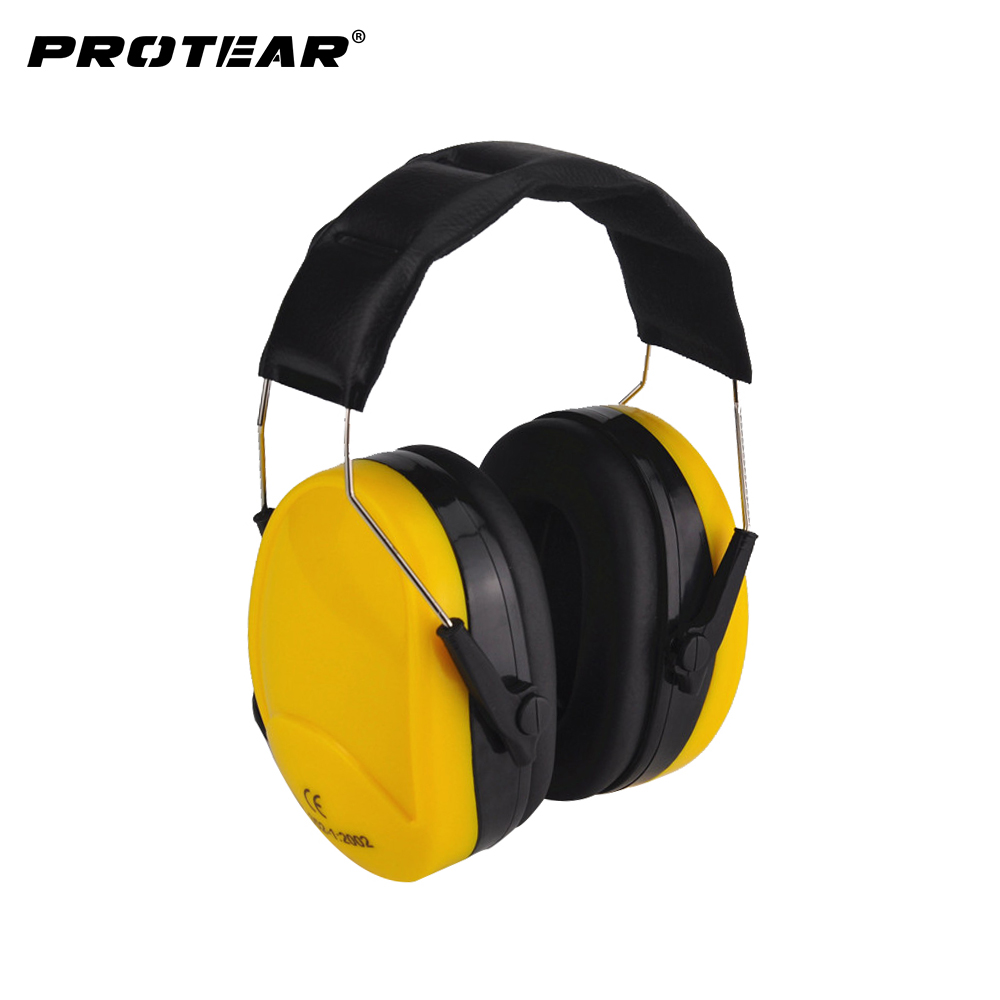 Professional soundproof durable spring steel headband protective ear plugs for noise peltor ear muffs hearing ear protection
