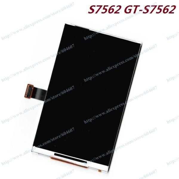Nova tela de LCD para Samsung S7562 GT-S7562 telefone