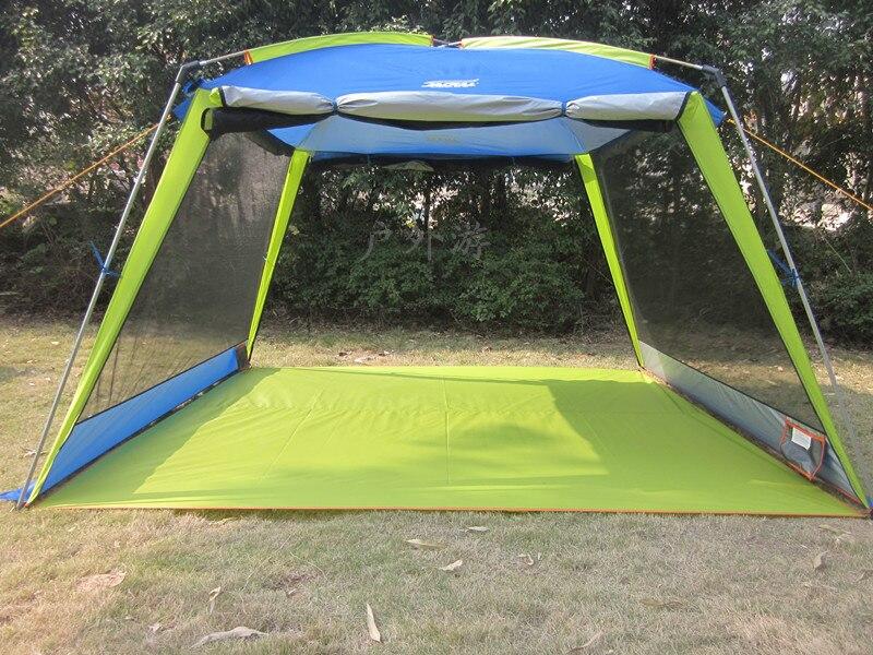 la ltima versin de su gran espacio carpas de playa protector solar mosquitos tienda sombrilla de sol ocio tienda en tiendas de campaa de deportes y - Sombrillas De Playa Grandes