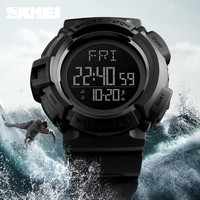SKMEI Men Countdown Dual Time Watch Male Sport Fashion Waterproof BackLight WristWatches Relogio Masculino Digital Watches