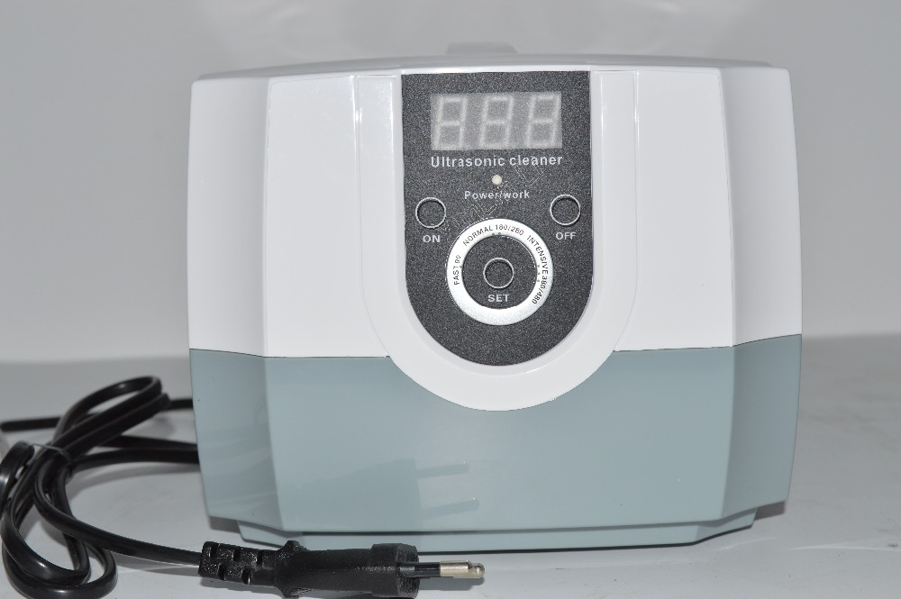 2L Jewelry Ultrasonic Cleaner 70W Stainless Steel Glass/ Watch Cleaning Machine Digital Ultrasonic Cleaner CD-4800 цена