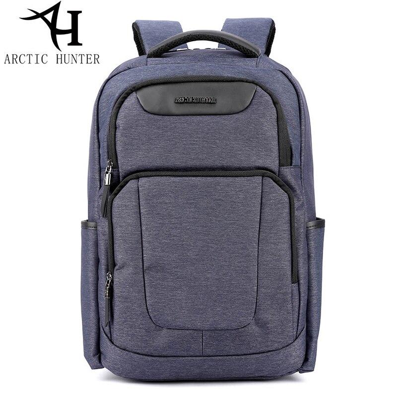 5c2028fb5fc63 Grey Hunter tasche blue Umhängetasche Nylontasche Neue Rucksack In  Arktischen Männer Casual B00122c Student Laptop Yb67fgy