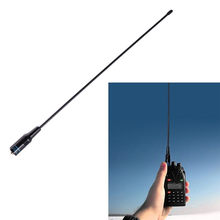 2018 For Baofeng UV5R UV-82 144/430MHz Dual Band Antenna NA771 SMA 10W Female Nagoya Safety & Survival Z1011(China)