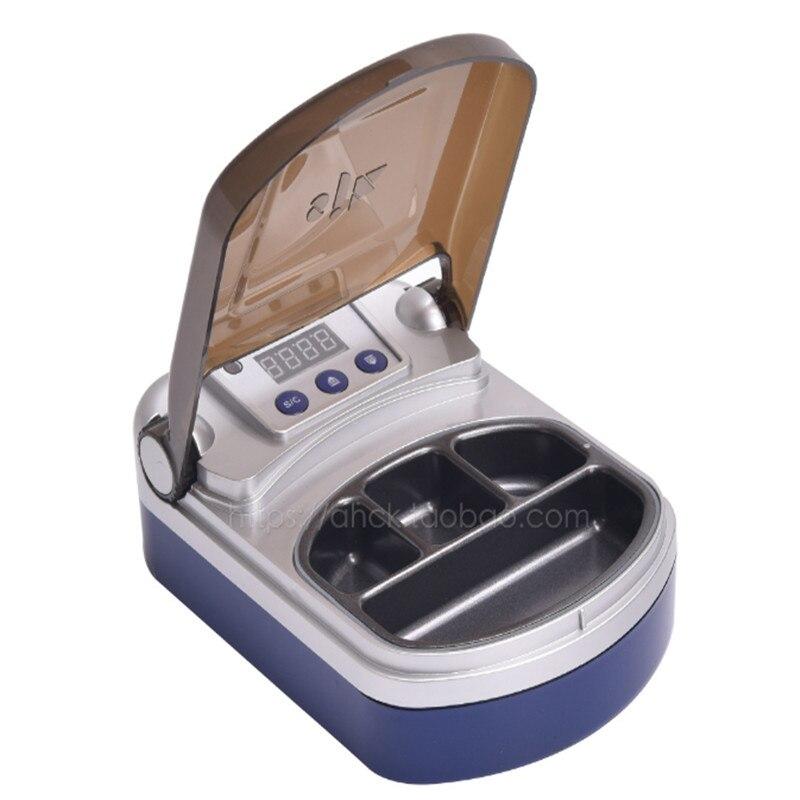 A0137 4 Four slot Dental Digital wax heater dipping unit lab wax pot unit Dentist oral dental Lab Equipment подвесная люстра bohemia ivele crystal 1406 10 300 ni