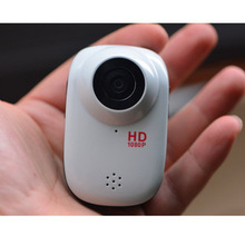 Camera 1080P HD Sports video camera with a waterproof camera tape recorder with a screen