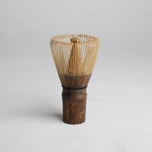 Новинка, бамбуковый порошок зеленого чая, аксессуар, подходящий инструмент