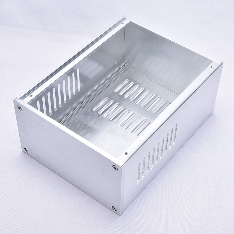 TPA3116 2.1 HIFI amplifier chassis box for DIY
