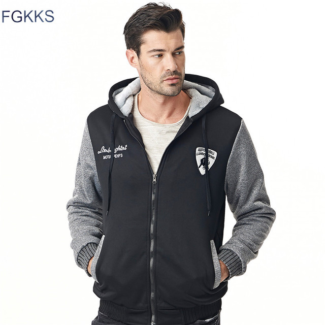 4608454aea FGKKS-New-Mens-Cardigan-Hoodies-Casual-Male-Sweatshirts-Letter-Embroidery-Hooded-Tops-Badge-Patchwork- Zipper-Large.jpg_640x640.jpg