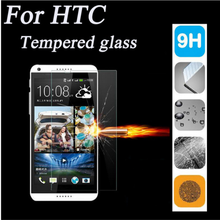 0 3mm tempered glass For HTC Desire 310 320 500 520 526 600 601 610 616