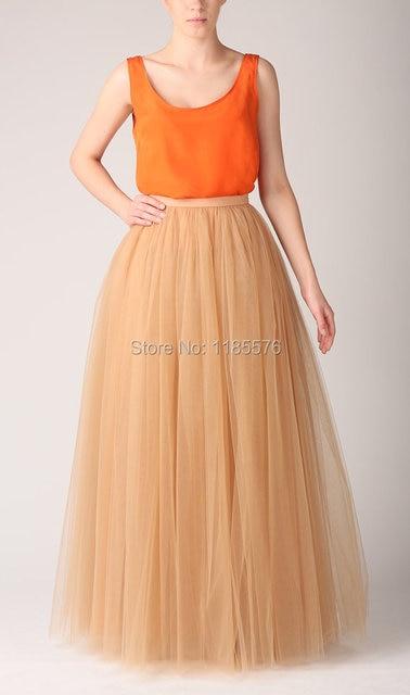 Maxi tutu tulle skirt,maxi petticoat,toffi tutu skirt,wedding gown,cream tulle skirt,maxi skirt plus size made to order DNFZPL#3