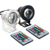 ITimo IP67 Waterproof LED Underwater Light Fish Tank Bulb Aquarium Lamp Fountain DC12V 10W Swimming Pool