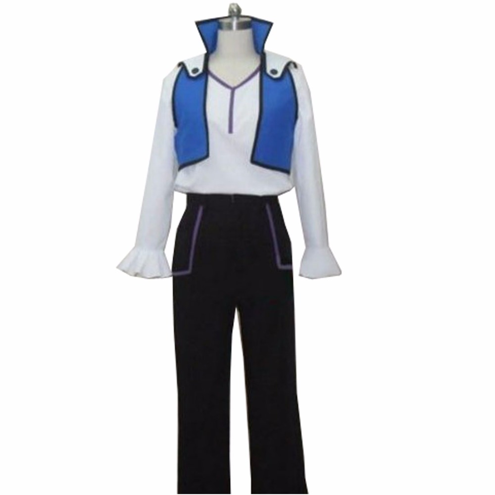 Getrouw 2018 Yu-gi-oh Johan Anderson Yu Gi Oh Jesse Anderson Cosplay Kostuum Custom Made Elke Grootte Straatprijs