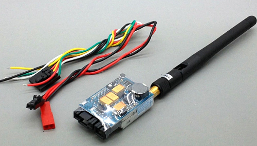 ФОТО Free Shipping Micro FPV 2.4Ghz (TS321) Video Audio Transmitter 4KM for 2.4G RX