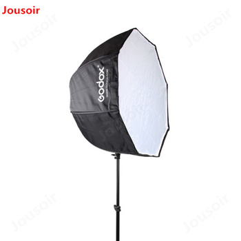 "Portable 95cm / 37.5"" Umbrella Photo Softbox Reflector for Flash Speedlight  CD15"