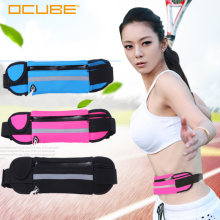 Waterproof Phone Case Cover On Hand Sports Waist Bag For Samsung Note 10 8 Pro Xiaomi Mi A3 Belt Pouch Mobile Run Gym Arm Band(China)