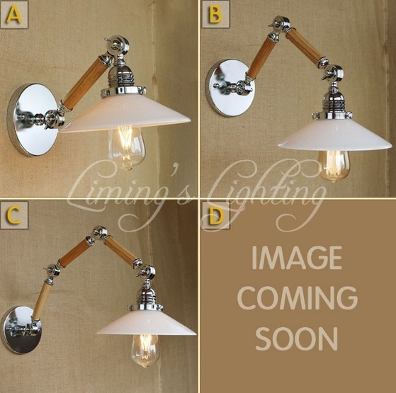 Loft Wood Iron Glass Vintage Wall Lamp Bedside Wall Light Fixtures For Dining Room Edison Wall Sconce Indoor Lighting Lampara loft style edison decorative wall sconce mirror wall light fixtures vintage industrial lighting wall lamp for home lampara