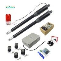 Galo автоматические двойные рычаги Электрический привод для распашных дверей оператор привода для открывания ворот привод двигателя ближе р