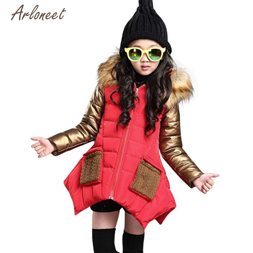 Telotuny Куртки и пальто для женщин Модная одежда для детей, Детская мода для девочек и мальчиков зимние хлопковые пальто с капюшоном теплая вер...