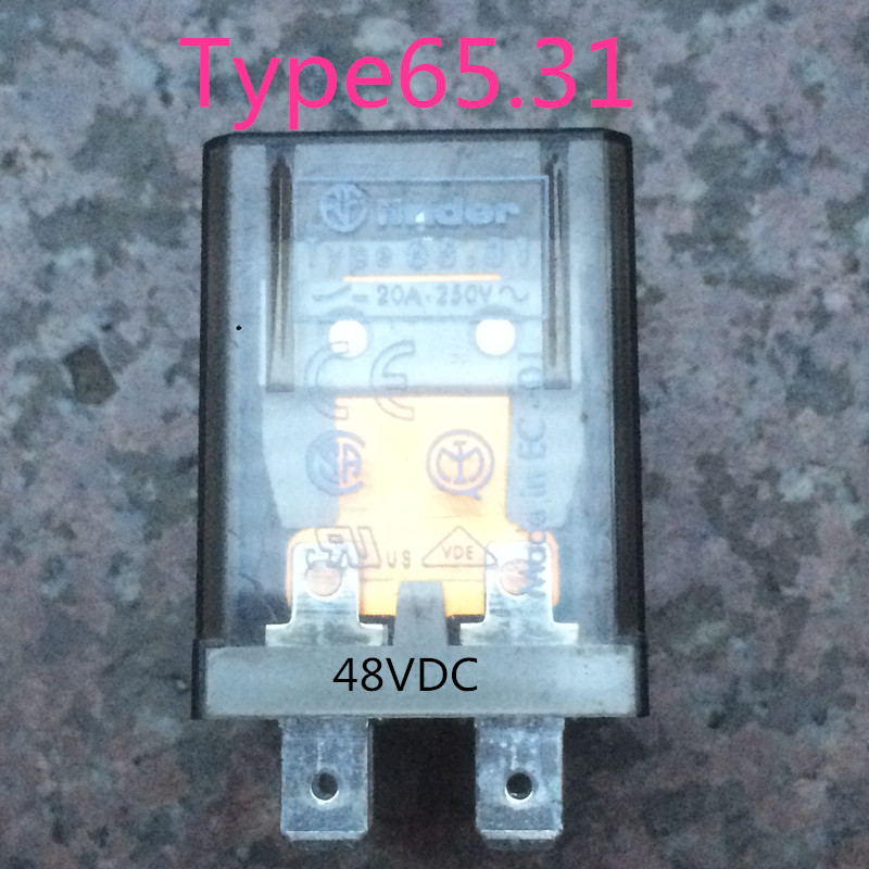 Type65.31 20A 48VDC