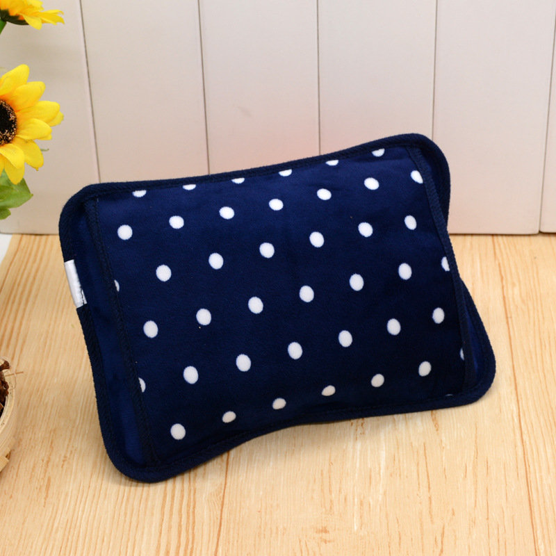 Hot Water Bag Electric Winter Hand Warmer Hot Water Bottle Hand Po Inserted Charging Electric Hot-water Bag Pocket hot winter