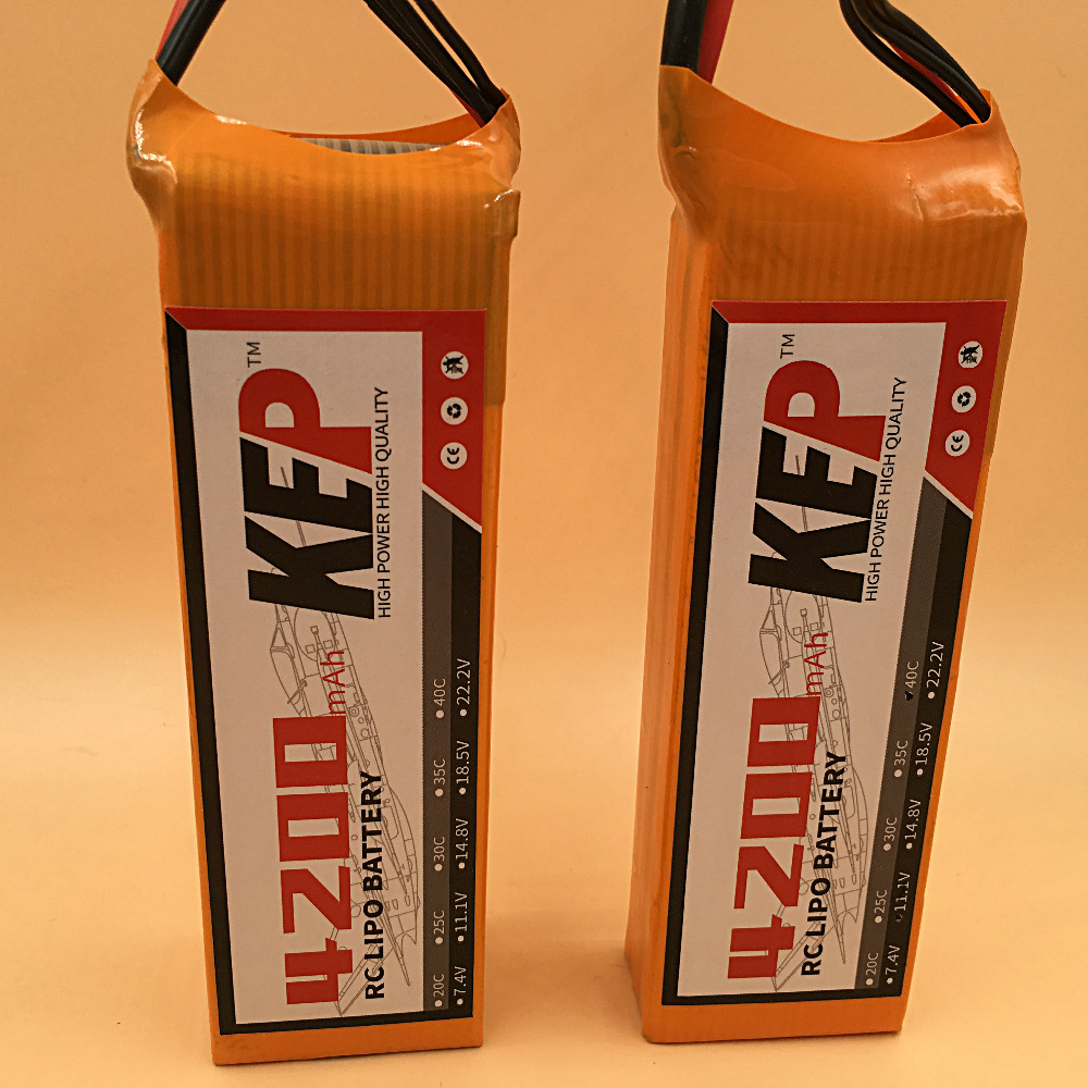 KEP RC Lipo Battery 5S 18.5v 4200mAh 25C For RC Aircraft Helicopter Car Boat Quadcopter Drones Li-Polymer Batteria 5S AKKU 5pcs lot 20cm 20cm rc battery fastening tape for li po battery of rc quadcopter rc aircraft rc boat wholesale