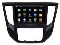 OTOJETA DSP stereo carplay android 8.1.2 car radio for Mitsubishi Lancer 2017 Ips screen bluetooth player Wifi GPS tape recorder