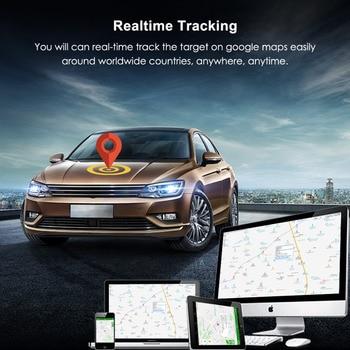 Mini GPS Car Tracker GPS Locator Cut Off Fuel TK110 GT02A GSM GPS Tracker For Car 12-36V Google Maps Realtime Tracking Free APP 3