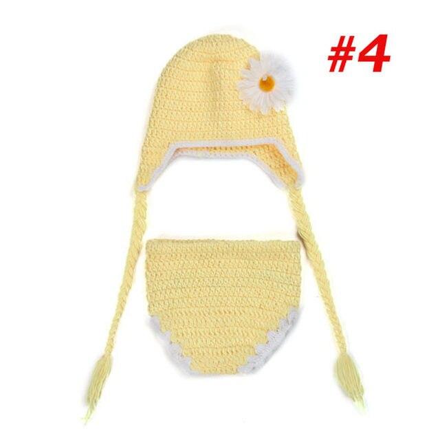 Tienda Online Bebé recién nacido fotografía props traje de mano ...